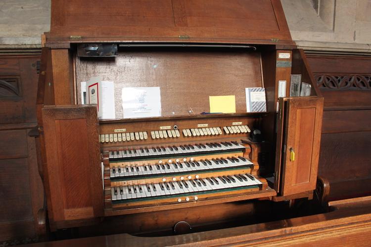 23 Organ