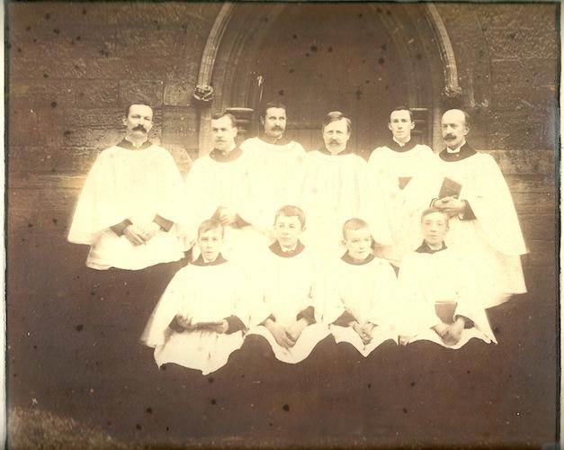 8 1904 choir