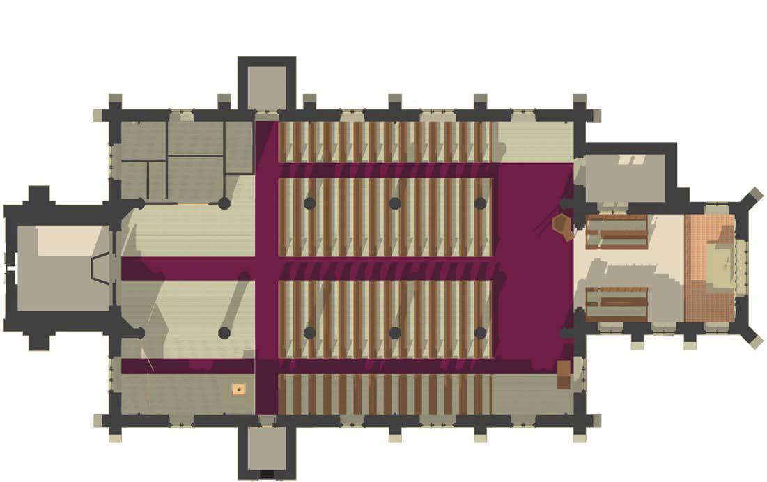 Scheme 1 Plan View