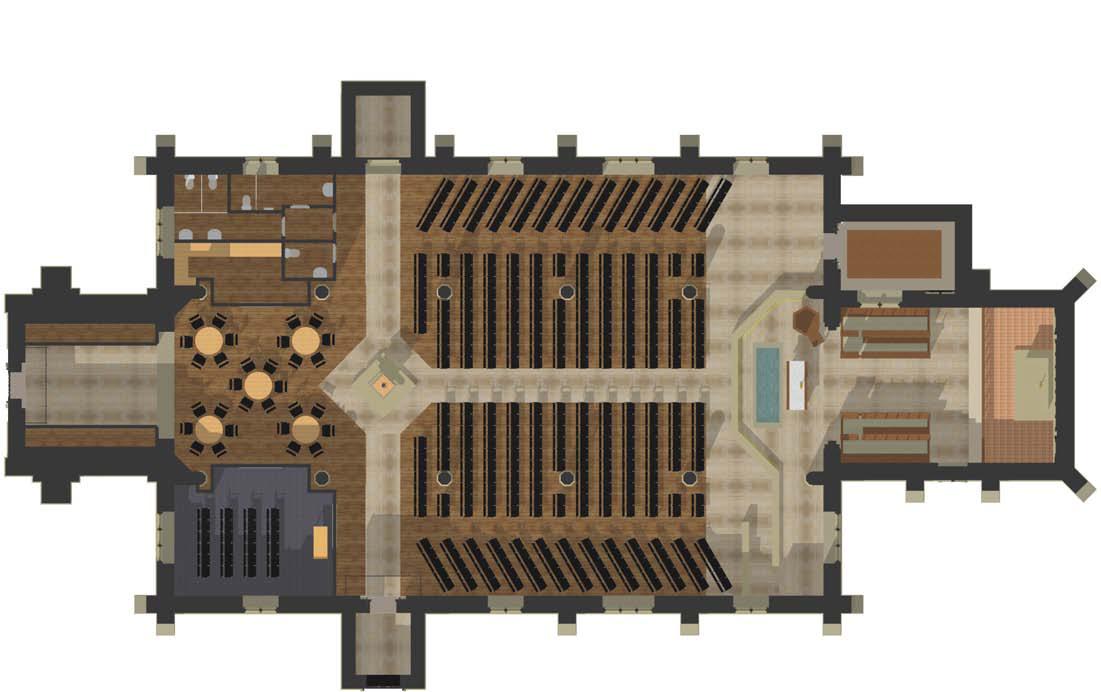 Scheme 3 Plan View