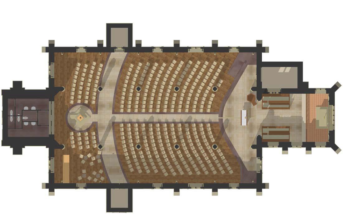 Scheme 4 Plan View
