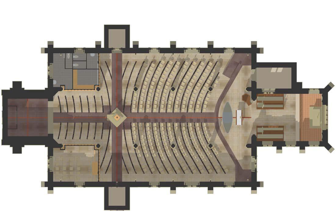 Scheme 5 Plan View