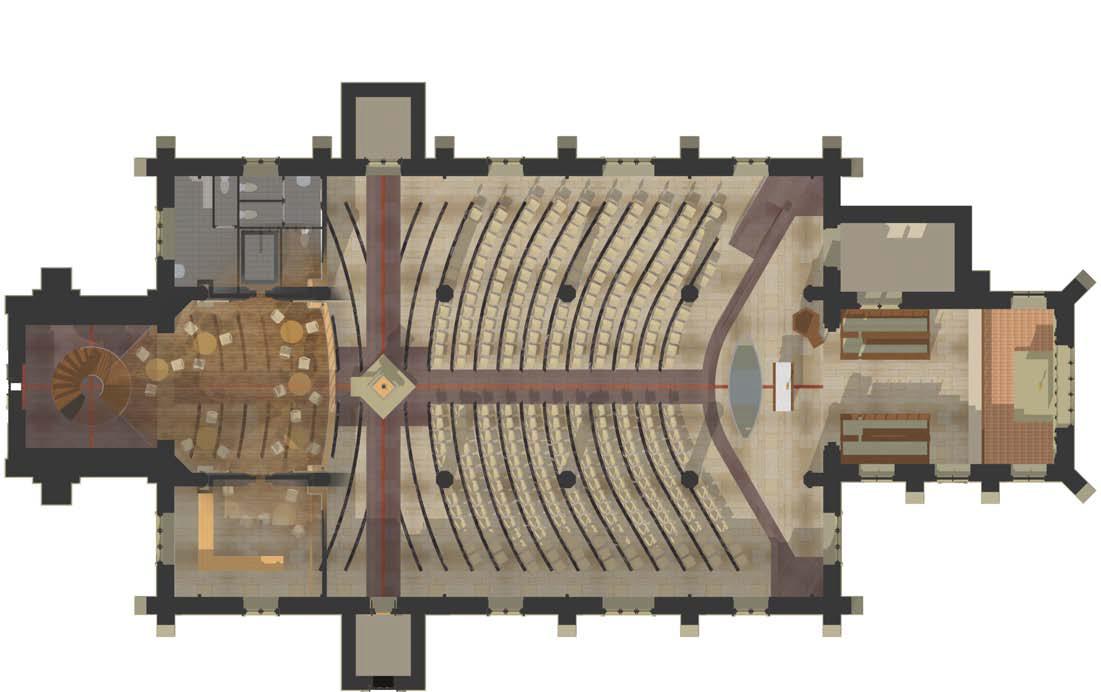 Scheme 6 Plan View